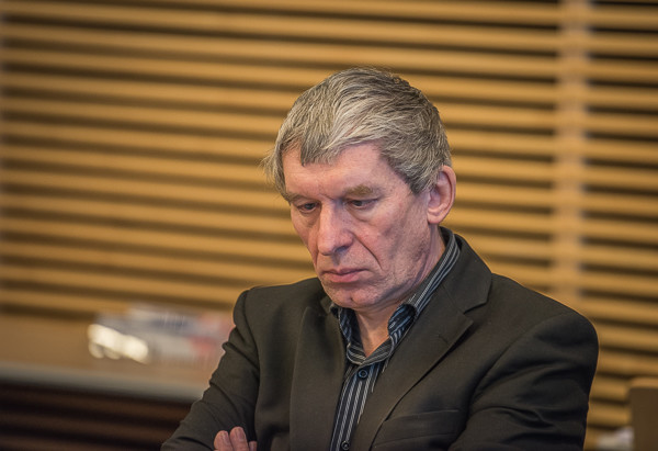 Sergey Ivanov, Numero Uno del Tabellone di partenza