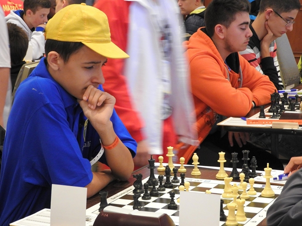 Francesco Bettalli Foto pagina FB Federazione uruguaiana