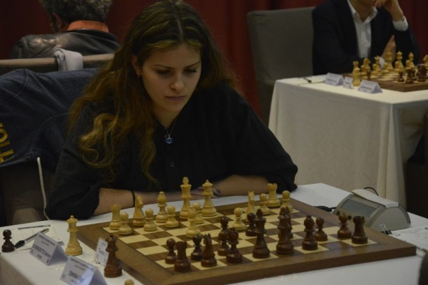 quarto posto per Desiree Di Benedetto che diventa Campionessa Italiana Under 18