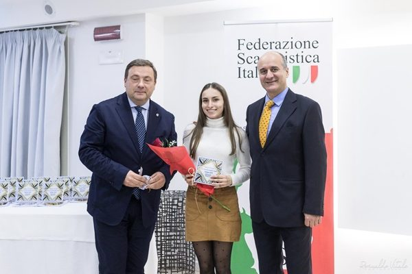 Maria Andolfatto Campionessa Italiana Under 18