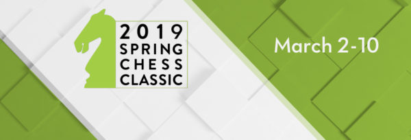 2019 Spring Chess Classic_USCC website banner
