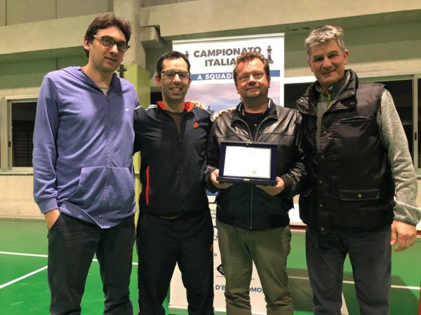 Varese promossa in Serie Master