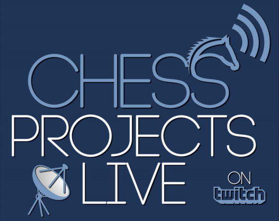 1. Logo ChessProjectsLive su Twitch