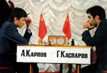 karpov kasparov 1984 chessgames