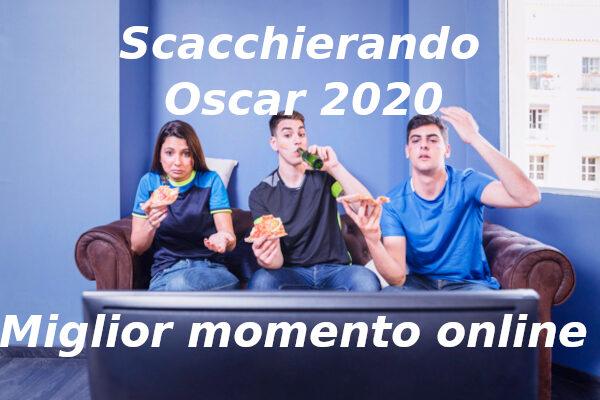 oscar 2020 momento