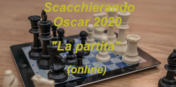 oscar 2020 partita online