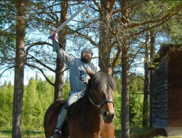 MrDodgy cavallo