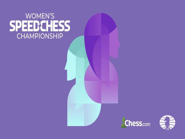 Women speed chess 2021