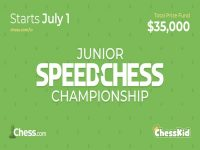 Junior Speed Chess 2021 evidenza