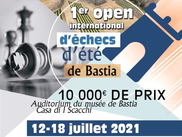 Open estivo di Bastia