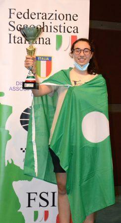 Cassi_Elisa_Campionessa Italiana_U16F_2021