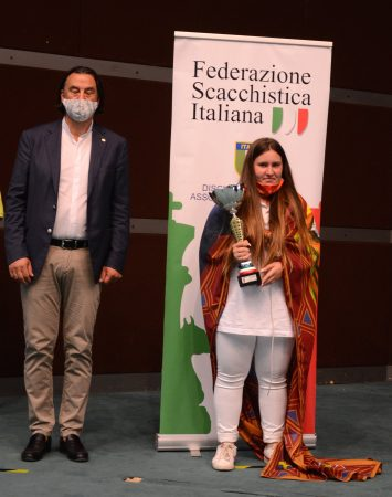 De Bianchi Asia_Campionessa_Italiana-U14F_2021