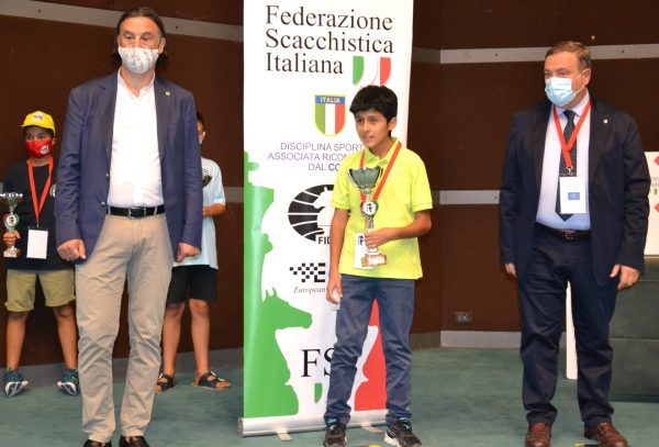 Maldonado Stefano_Campione_Italiano_U12_2021