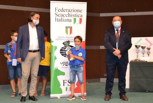 Murra Mattia_Campione_italiano_u10_2021